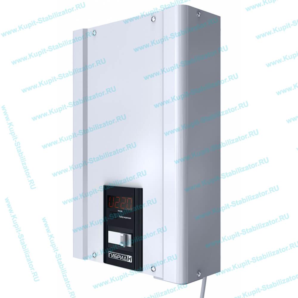Купить в Москве: Стабилизатор напряжения Вольт Engineering Гибрид Э 7-1/10 v2.0 цена
