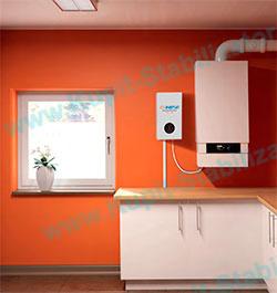 Купить стабилизатор для отопительного газового котла цена, выбор стабилизатора для котла отопления